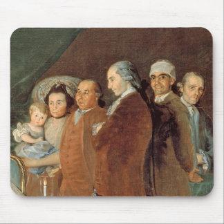 Familjen av infanten Universitetslärare Luis de Bo Musmatta