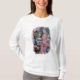 Familjen av kejsaren Peter mig, underbaren, 1717 T-shirts