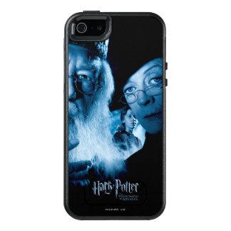 Fång av Azkaban - spanjor 1 OtterBox iPhone 5/5s/SE Skal