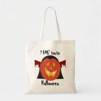 FANG tastic Halloween hänger lös Tygkasse