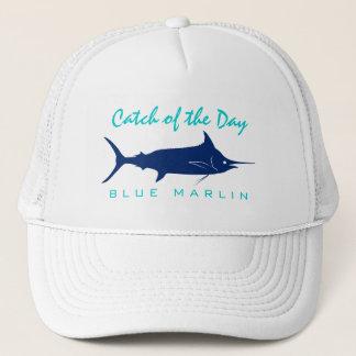 Fånga av dagen - hatt för blåttMarlinfiske Truckerkeps