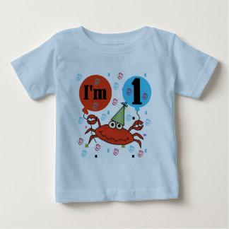 Fånga krabbor 1st födelsedagTshirts och Gfits Tröja