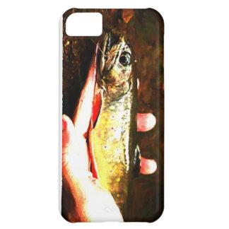 Fånga och frigör bäckforellen iPhone 5C fodral