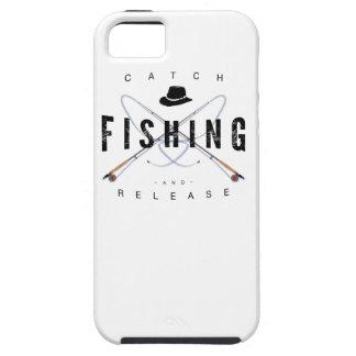 Fånga och frigör fiskeiphone case iPhone 5 cases