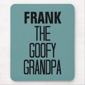 Fånig morfar musmatta