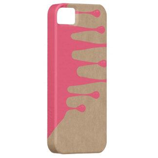 fåniga droppandear iPhone 5 Case-Mate skydd