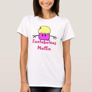 Fantabulous muffin t-shirts
