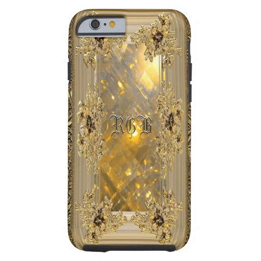 Fantasi för chic för Vanfleet hägringVictorian Tough iPhone 6 Skal