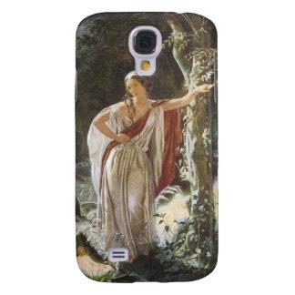 Fantasiälvakonst Galaxy S4 Fodral