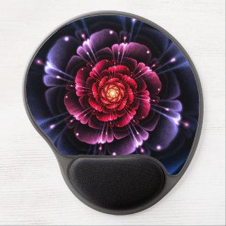 Fantasiblomma på den beställnings- gelen Mousepad