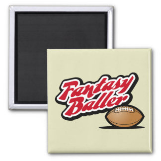 Fantasifotboll Baller Magnet