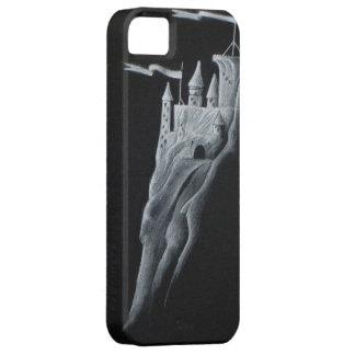 Fantasislotttelefonen täcker iPhone 5 hud