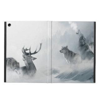 Fantasivarg iPad Air Skal