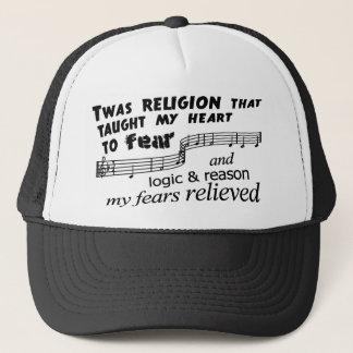 Fantastisk ateism truckerkeps