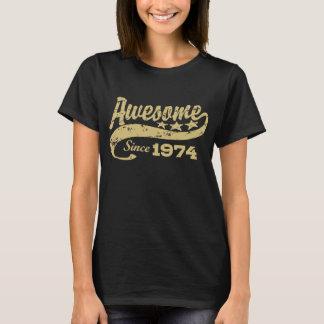 Fantastisk efter 1974 tee shirts