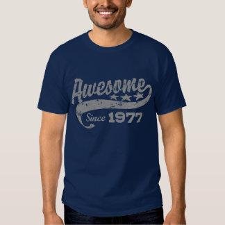 Fantastisk efter 1977 t shirts