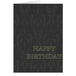 Fantastisk grattis på födelsedagensamling hälsningskort