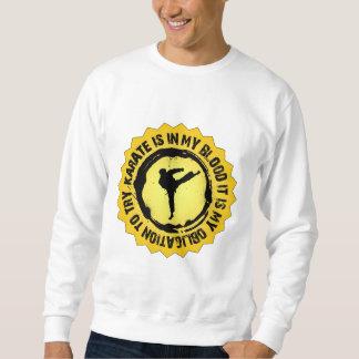 Fantastisk Karate förseglar Sweatshirt