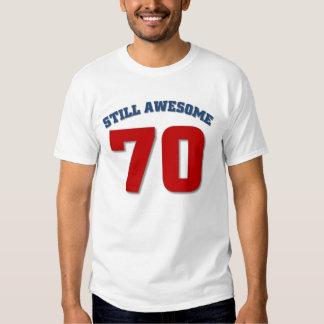 Fantastisk på 70 tshirts