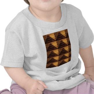 Fantastisk ren guld- konst mönstrar LOWPRICE T Shirt
