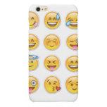 Fantastiskt ansikteEmojis Iphone 6Plus fodral