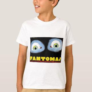 Fantomas (1913) t shirts