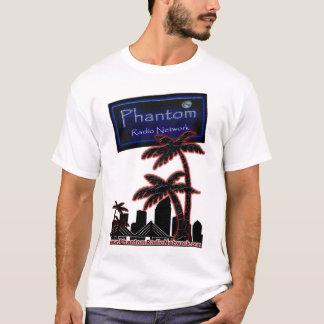 Fantomen radiosände manar vitT-tröja (bekläda Tröjor