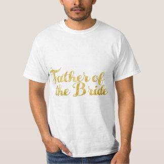 Far av brudguldet t shirt