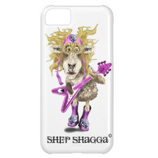 Får för rulle för Shep Shagga sten n iPhone 5C Fodral