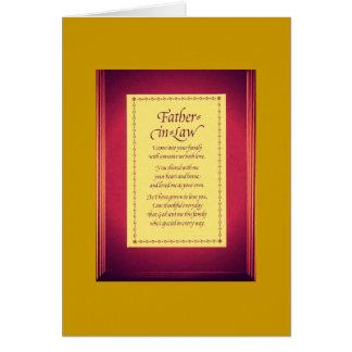 far-i-lag hälsningskort