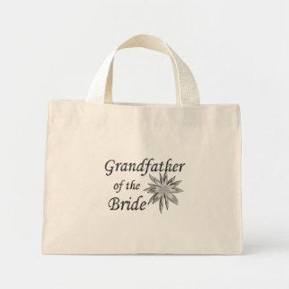 Farfar av bruden mini tygkasse
