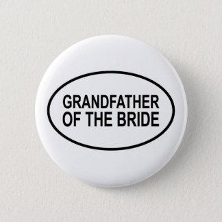 Farfar av bruden som gifta sig Oval Standard Knapp Rund 5.7 Cm