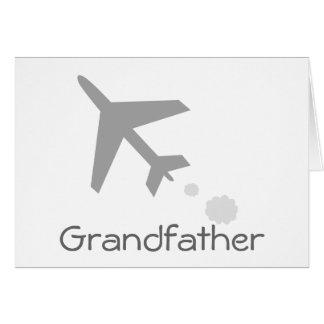 Farfar Hälsningskort