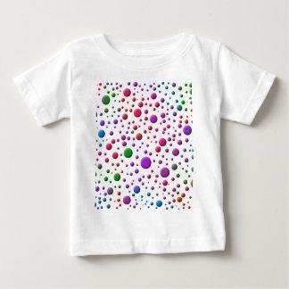 Färg cirklar t shirt