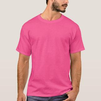 Färg för ändring för den ROSA SAMLINGSmallen T Shirt