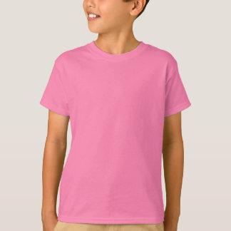 Färg för ändring för den ROSA SAMLINGSmallen Tee Shirt