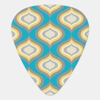 Färg för bakgrund för PixDezines ogee pattern/DIY Plektrum