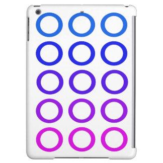 Färg för färgpopkonst rullar konstnäriPadfodral