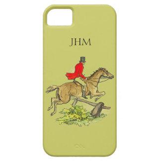 Färg för kakier för häst för jägare för barely there iPhone 5 fodral
