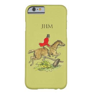 Färg för kakier för häst för jägare för barely there iPhone 6 fodral