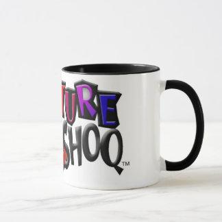 Färg för Kulture Shoq logotypmugg Mugg