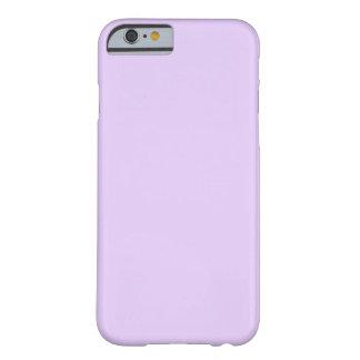 Färg för lilor 2015 för trevlig Orchid violett Barely There iPhone 6 Fodral