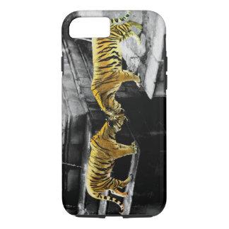 Färg för två tigrar verkställer