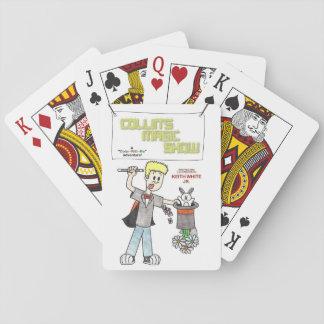 """""""Färg-Med-mig"""" äventyr Casinokort"""