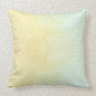 Färgar abstrakt pastell för anpassningsbar kudde
