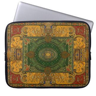 Färger av mellan östern laptop datorskydd
