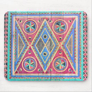 Färger av Najd den stam- dörren Mus Matta