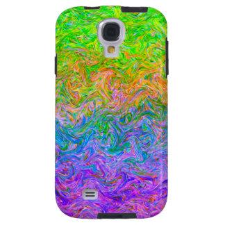 Färger för vätska för Vibe för Samsung galax S4 Galaxy S4 Fodral