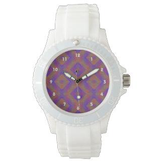 Färger och diamanter armbandsur