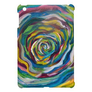 Färger rullar iPad mini mobil skydd